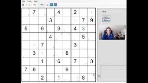 Sudoku Swordfish Pattern