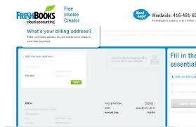 Online Invoice Creator Adorable Free Invoice Creator Free Invoice Creator Best Online Invoice