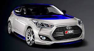 New Hyundai Veloster Alpine Concept Heading To The Sema Show