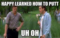 Happy Gilmore...who gives a shit? | Movie Quote Whore | Pinterest ... via Relatably.com
