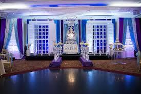18 blue wall decorations decor wedding reception