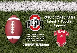 infant toddler apparel official of ohio state sports fans