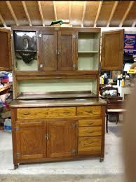 Amish Kitchen Cabinets Indiana 48 Hoosier Style Kitchen Cabinet Ariel Handy Helper Brand With