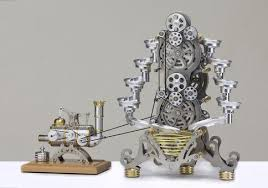 <b>Engines</b> - Böhm <b>Stirling</b>-Technik (en)