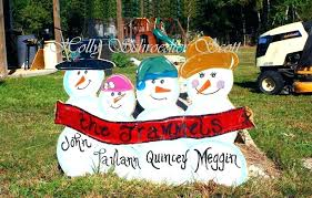personalized yard signs wooden yard decorations personalized yard signs sign holiday wood yard art patterns personalized yard signs fundraiser