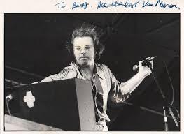 Sir George Van Morrison | Regis Autographs