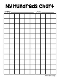 Blank 120 Chart Template Free Hundreds Chart Printables 100 And 120 A Hughes Design