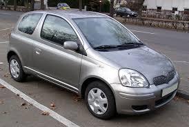 File:Toyota Yaris front 20080104.jpg - Wikimedia Commons