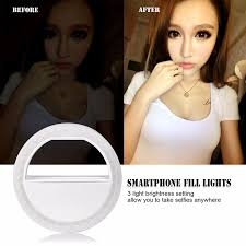 ring light before and after. selfie ring light before and after