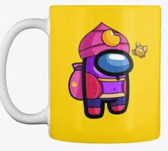 <b>Among Us</b> - <b>Pink</b> | Mugs, Pink october, Glassware