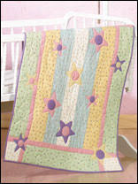 Free Applique Baby Quilt Patterns - Page 1 & Baby's Stars Quilt Adamdwight.com