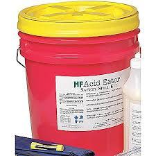 Hf Acid Eater 2900 005 Chemical Ntrlzr Hydrofluoric Acids 5 Gal