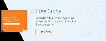 required vs preferred skills when hiring engineers boolean search guide