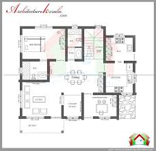 architecture kerala 2500 sq ft 3 bedroom house plan with pooja room clipgoo kitchen work area