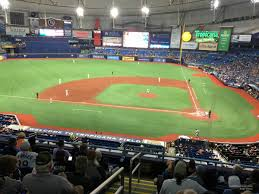 Tropicana Field Section 209 Tampa Bay Rays Rateyourseats Com