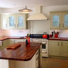 kitchen worktops ideas worktop full: a beautiful timber sage and alabaster kitchen with walnut worktops love the soft lighting and frosted wall cabinet doors the burnt orange accessories
