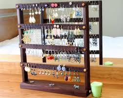 Cheap back door storage design with white wire over the door jewelry ...