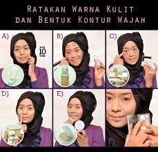 tutorial cara make up natural wardah untuk kulit sawo matang