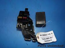 mitsubishi 3000gt abs system parts 91 99 mitsubishi 3000gt oem abs under hood fuse box w fuses relays vr4 fits mitsubishi 3000gt