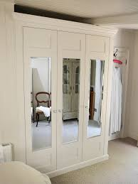 Mirrored Bedroom Wardrobes Traditional Fitted Mirrored Wardrobe Bespoke Furniture Fitted