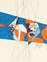 the wonderfully wacky artwork of kurt vonnegut the huffington post 75
