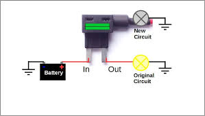 how to add a circuit to your car 8 steps (with pictures) Hot FJ Cruiser 12 Volt Fuse at Add A 12 Volt Fuse Box