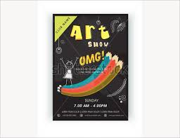 talent show flyer template free art show flyer template 18 amazing talent show flyer templates psd