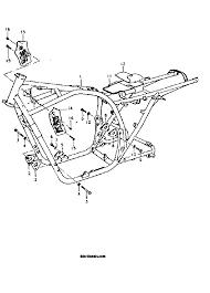 1979 suzuki gs750l frame parts best oem frame parts diagram for su0105 033 m21494sch268561