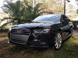 black audi a4 2013. Delighful Black Audi A4 2013 20T Premium Plus Quattro Manual  Black On 1