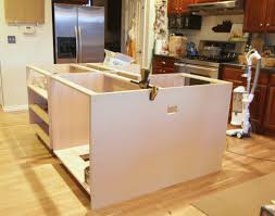 diy build kitchen cabinets elegant ikea how we built our kitchen island jeanne oliver