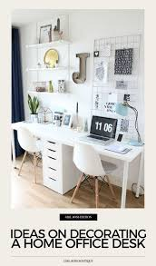 home ofice work home office. Ideas On Decorating A Home Office Desk. You Know How They Say Leave Your Work Ofice