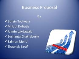Business Proposal Powerpoint Business Proposal Ppt