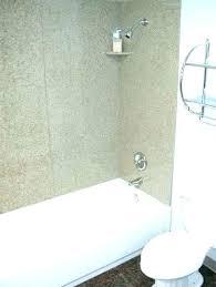 installing shower surround bathtub cost to install shower wall panels installing shower wall tile