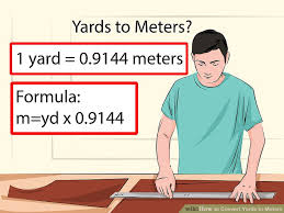 Usa Swimming Time Conversion Chart How To Convert Yards To Meters With Unit Converter Wikihow