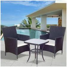 3 piece bistro set clearance outdoor bistro set clearance fresh awesome small patio set clearance home