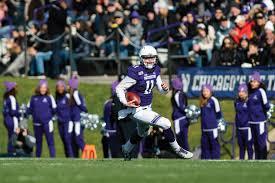 Aidan Smith Will Start For Northwestern Football Against Umass