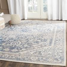 soar safavieh area rugs skillful blue and gray fresh design patina grayblue