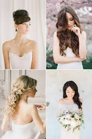How To Find Your Hairstyle how to find the right weddingday hairstyle the most flattering 6976 by stevesalt.us