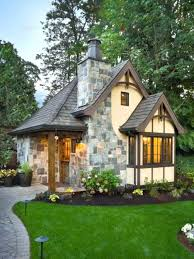 retirement cottage house plans i want a stone cottage with a small horse barn when i
