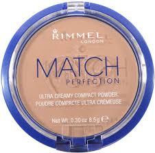 makeupalley rimmel rimmel match perfection ultra creamy pact powder