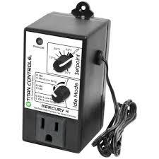 fan speed controller. titan controls® mercury® 4 - multi-function fan speed controller