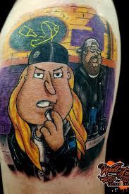 Tattoo Uploaded By John Dixon I Got This Jayquagmire Silent Bob