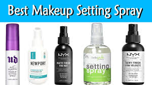 5 best makeup setting spray with makeup setting spray for oily skin advice point