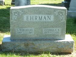 Isabella Blair Laumaster Ehrman (1873-1911) - Find A Grave Memorial