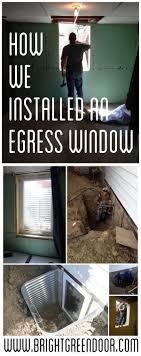 Best  Egress Window Ideas On Pinterest - Basement bedroom egress