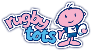 rugbytots logo the world s favourite rugby play programme