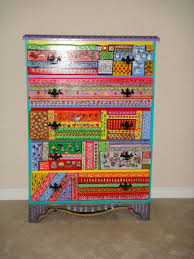 colorful furniture. colorful chest of drawers furniture