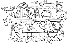Fresh Noah Ark Coloring Pages 35 In Free Colouring Pages With Noah