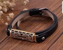 fitbit flex 2 leather wristband strap sports sports apparel on carou