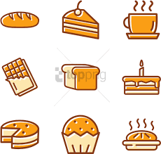 Cake And Bakery 16 Icons Icon Png Free Png Images Toppng